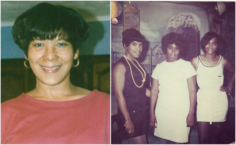 Tyler Perry`s family - mother Willie Maxine Perry