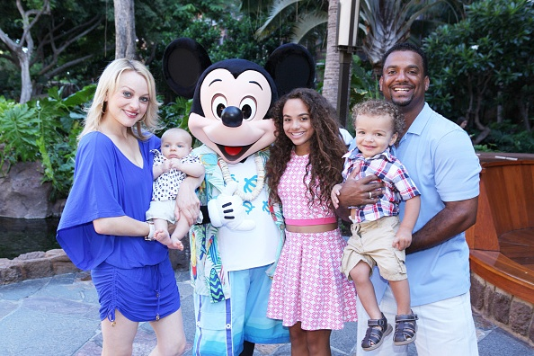 fresh prince star alfonso ribeiros family wife and three