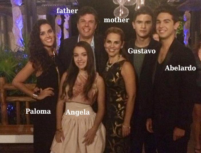 Angela Vazquez`s family
