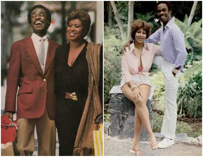 Aretha Franklin`s family - ex-husband Glynn Turman