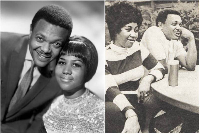 Aretha Franklin`s family - ex-husband Ted White