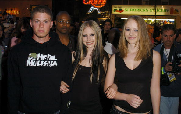 Avril Lavigne`s siblings