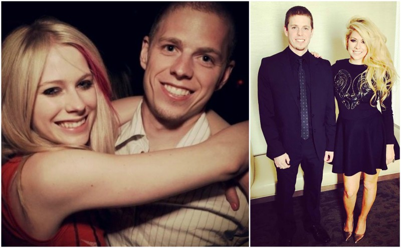 Avril Lavigne`s siblings - brother Matthew Lavigne