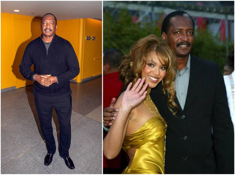 Beyonce`s family - father Mathew Knowles