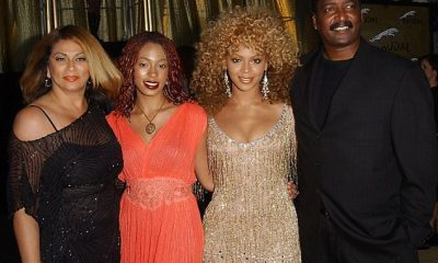Beyonce`s family: parents and siblings