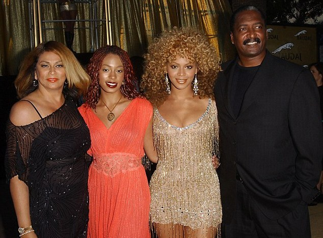 Beyonces Brothers And Sisters Beyonce's family: Pare...