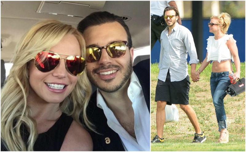 Britney Spears love life - boyfriend Charlie Ebersol