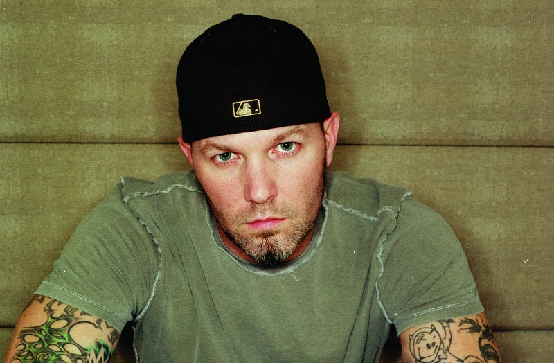 Britney Spears love life - boyfriend Fred Durst
