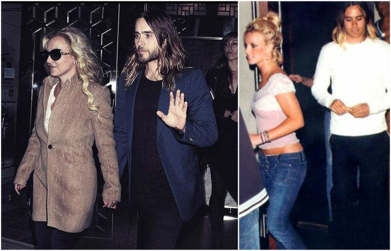 Britney Spears love life - boyfriend Jared Leto