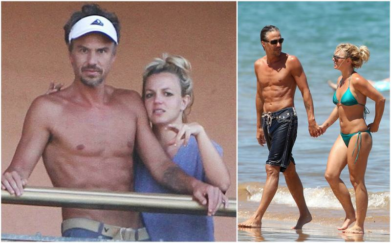 Britney Spears love life - boyfriend Jason Trawick