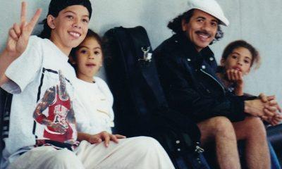 Carlos Santana`s children