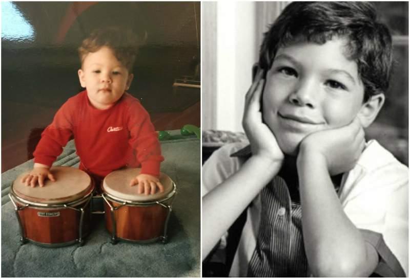 Carlos Santana`s children - son Salvador Santana