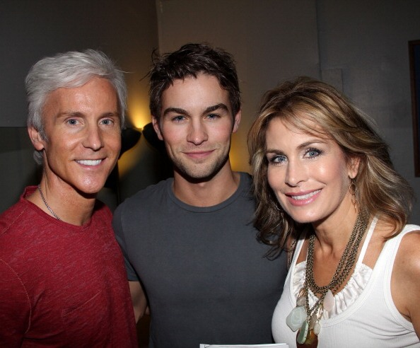 Chace Crawford`s family - parents