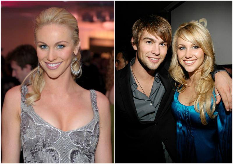 Chace Crawford`s siblings - sister Candice Crawford