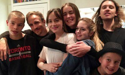 Dakota Johnson`s family: parents and siblings