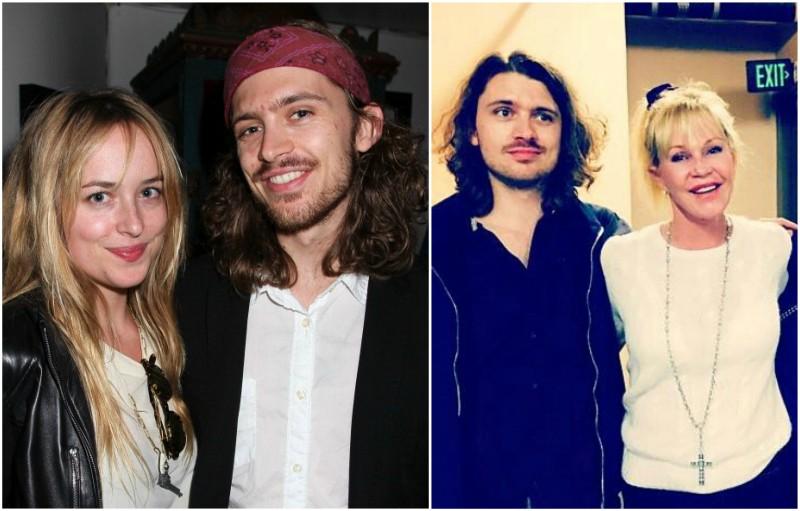 Dakota Johnson`s siblings - half-brother Alexander Bauer