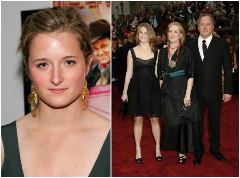 Meryl Streep`s children - daughter Grace Jane Gummer