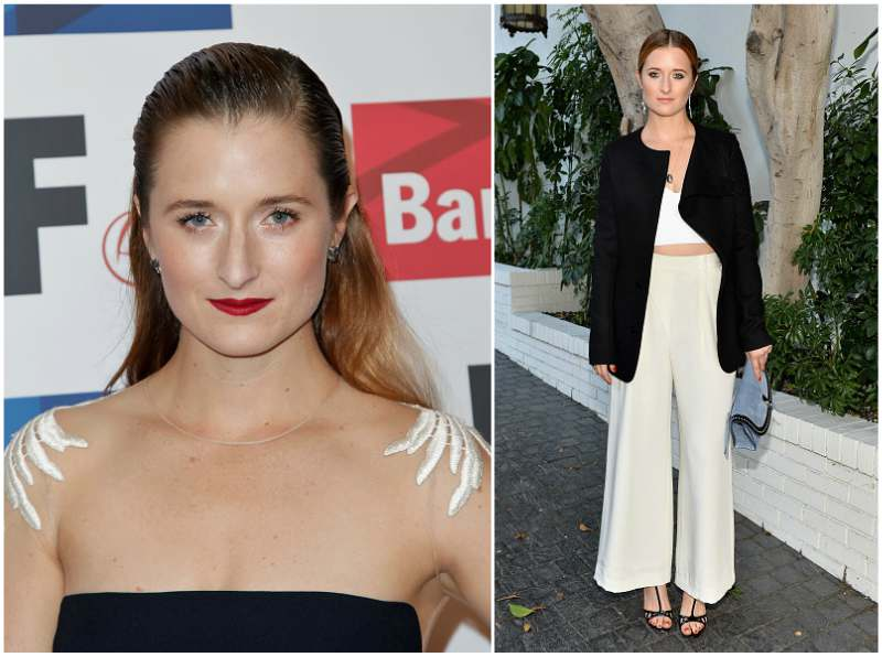 Meryl Streep`s children - daughter Grace Jane Gummer
