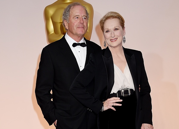 Meryl Streep`s family - husband Don Gummer