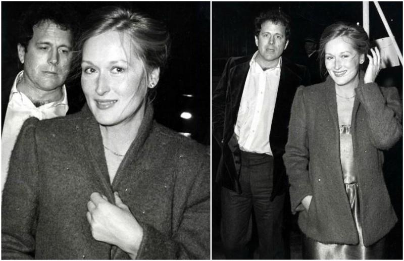 Meryl Streep`s family - husband Don Gummer