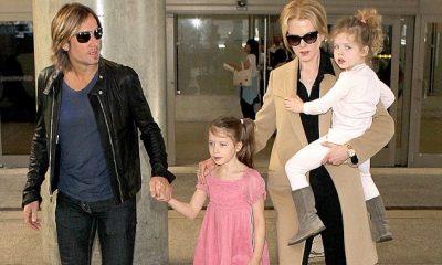 Nicole Kidman`s family
