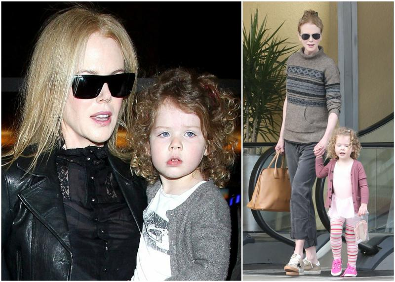 Nicole Kidman And Keit...