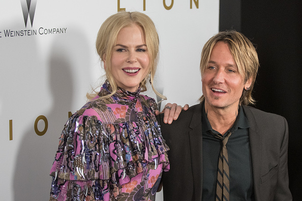 Nicole Kidman`s family - husband Keith Urban