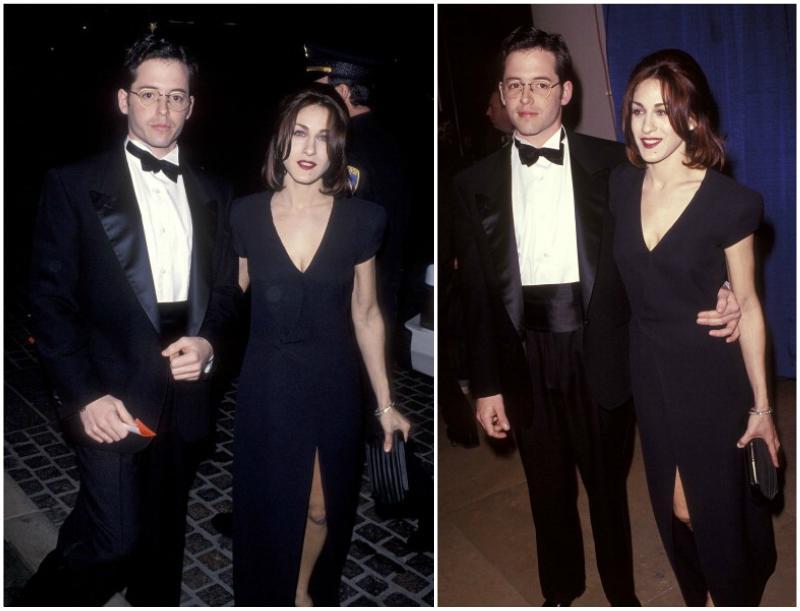 Sarah Jessica Parker`s family - husband Matthew Broderick