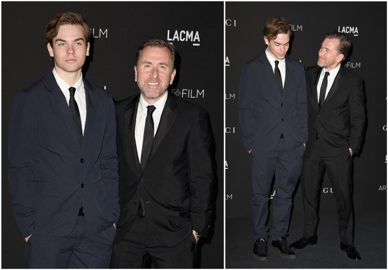 Tim Roth's children - son Cormac Roth