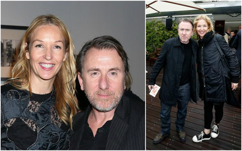 Tim Roth's family - spouse Nikki Butler