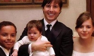 Tom Cruise`s kids