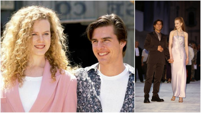 Tom Cruise`s family - ex-wife Nicole Kidman