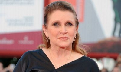 Carrie Fisher`s family: parents and siblings