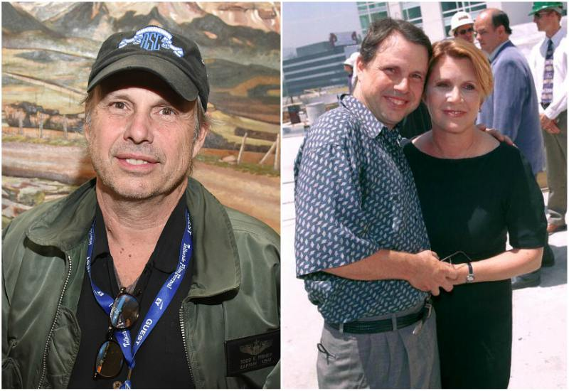 Carrie Fisher`s siblings - brother Todd Emmanuel Fisher