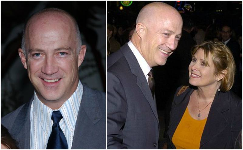 Carrie Fisher`s family - long-term partner Bryan Lourd