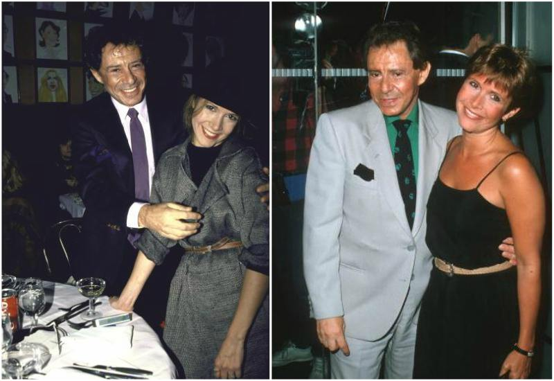 Carrie Fisher`s family - father Eddie Fisher