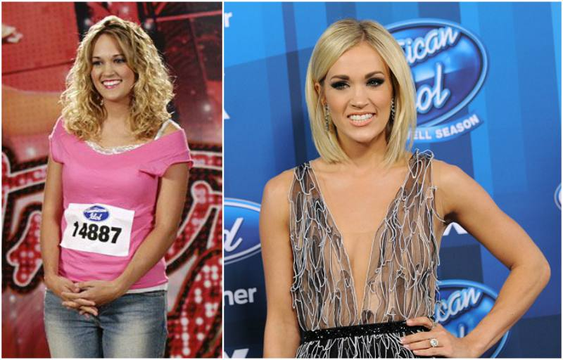 Carrie Underwood S Parents And Siblings Names Pictures to ...