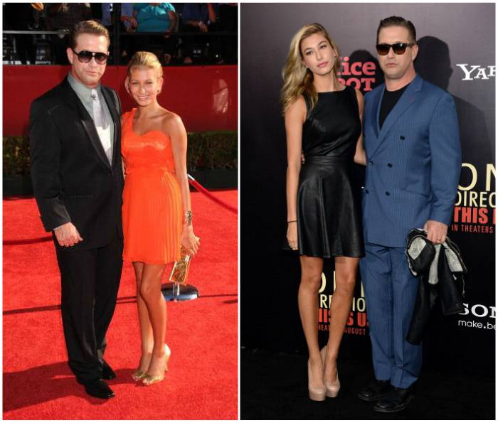 Hailey Baldwin`s family - father Stephen Baldwin