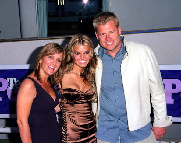 Jessica Simpson`s family - parents