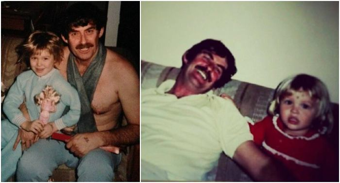 Ronda Rousey`s family - father Ron Rousey