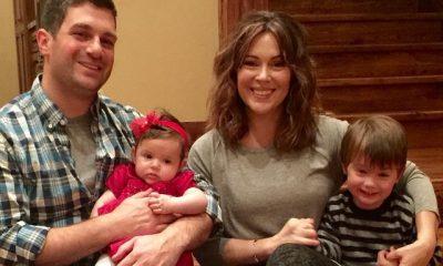 Alyssa Milano`s family: husband and children