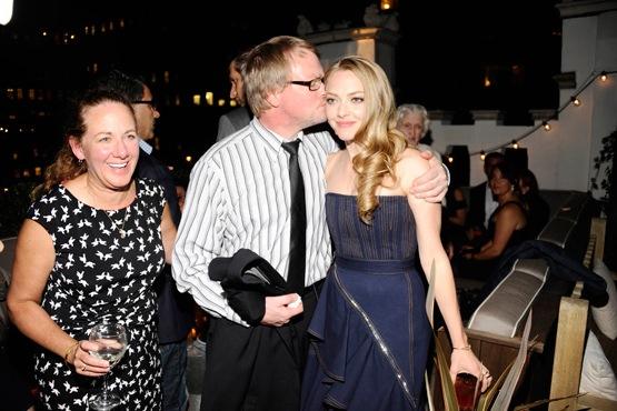 Amanda Seyfried`s family: parents, siblings