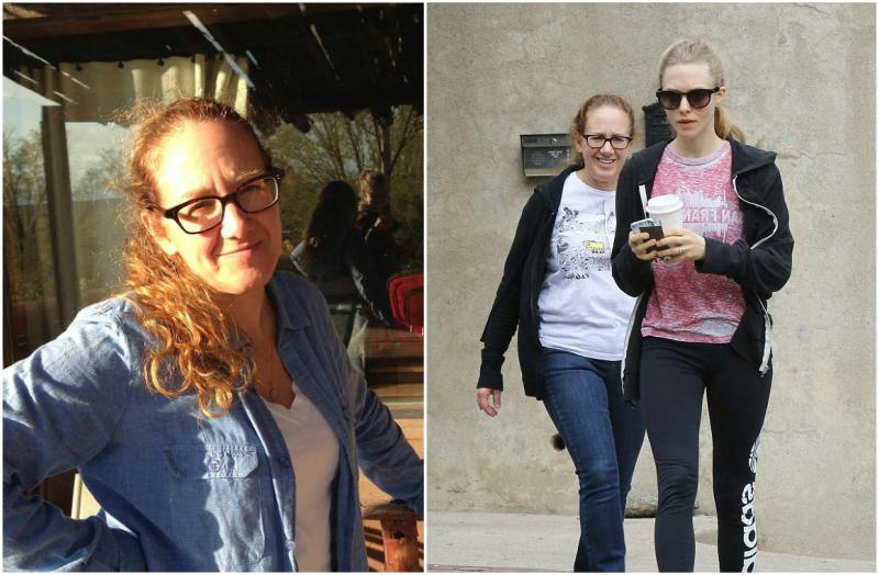 Amanda Seyfried`s family - mother Ann Seyfried