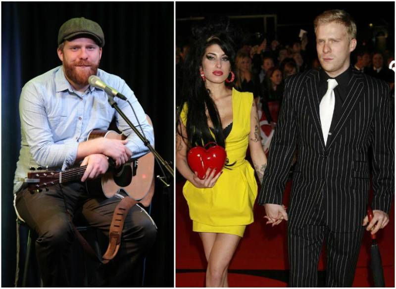 Amy Winehouse`s ex-partner Alex Clare