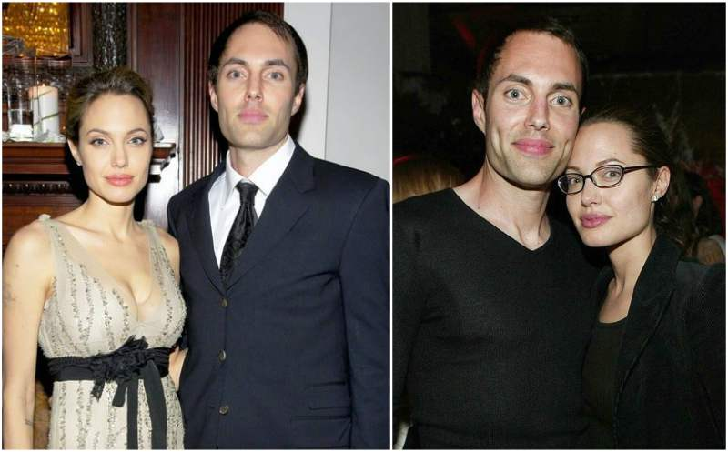 Angelina Jolie`s siblings - brother James Haven