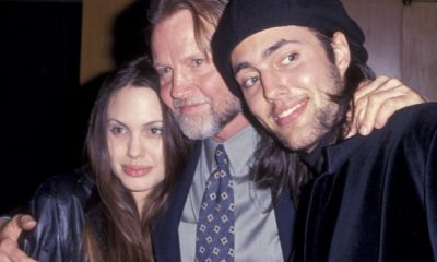 Angelina Jolie`s family: parents and siblings
