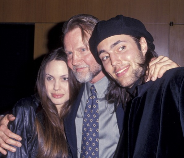 Who is angelina jolie dating her brother