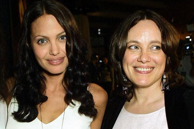 Angelina Jolie`s family - mother Marcheline Bertrand