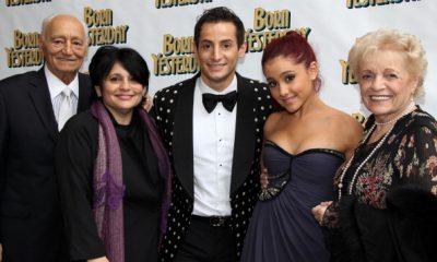Ariana Grande`s family: parents, siblings