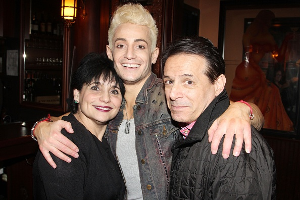 Ariana Grande`s siblings - half-brother Frankie J. Grande